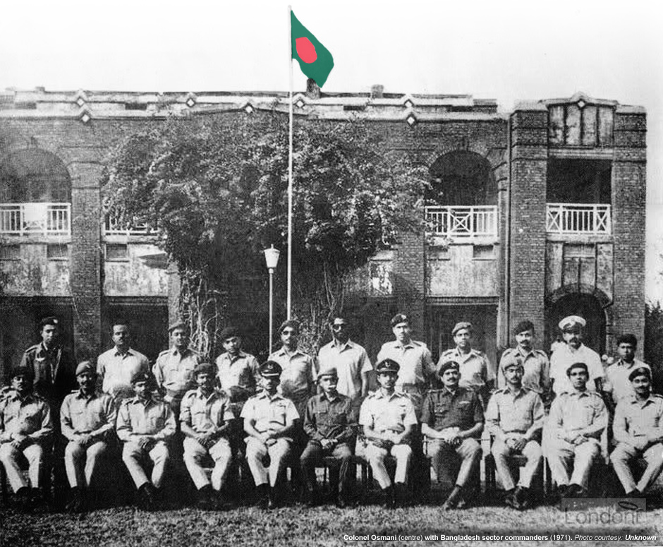 Bangladesh commanders during 1971 Swadhinata Juddho