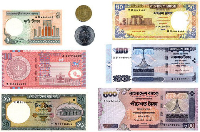Bangladesh money