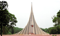 Jatiyo Smriti Shoudho - Bangladesh National Remembrance Monument